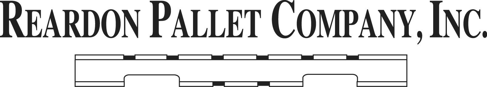 Logo Reardon Pallet, Inc