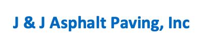 Logo J & J Asphalt Paving Inc